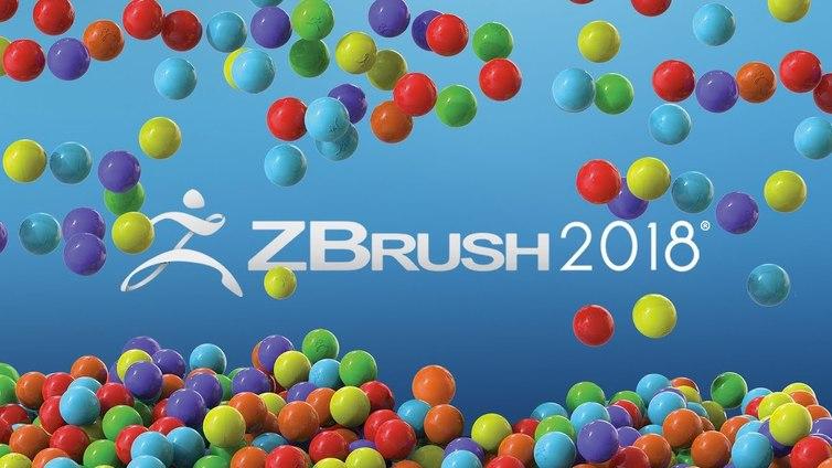 ZBRUSH 2018新功能预览